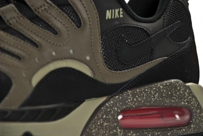 Nike Air Max Humara 'Black/Black-Silver Sage-Deep Smoke'