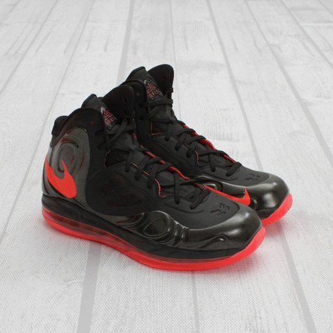 Nike Air Max Hyperposite 'Black/Bright Crimson-Black' at Concepts