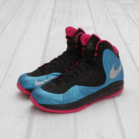 Nike Air Max Hyperposite 'Dynamic Blue/Reflective Silver-Fireberry' at Concepts