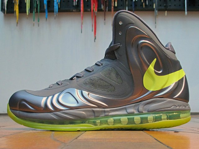 check out 547a2 67044 Nike Air Max Hyperposite  Charcoal Atomic Green-Black  - Release Date +  Info   SneakerFiles