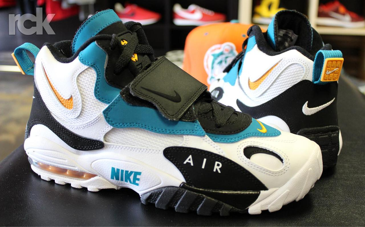 Nike Air Max Speed Turf 'Dolphins' at Rock City Kicks ...
