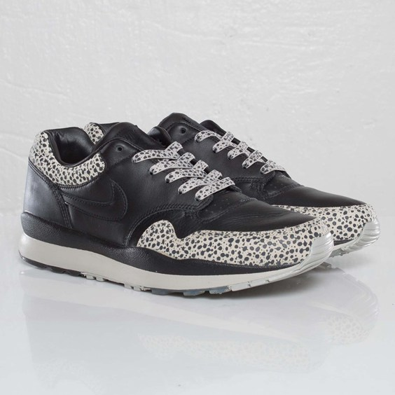 Nike Air Safari PRM NRG GBR 'Black' - Release Date + Info