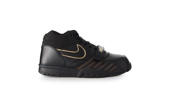 Nike Air Trainer 1 Mid BB51 'Black' at Crooked Tongues