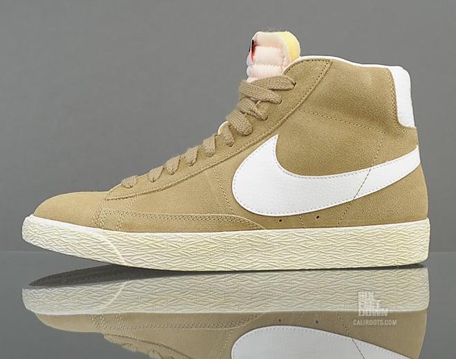 Nike Blazer Mid Premium Suede 'Filbert'
