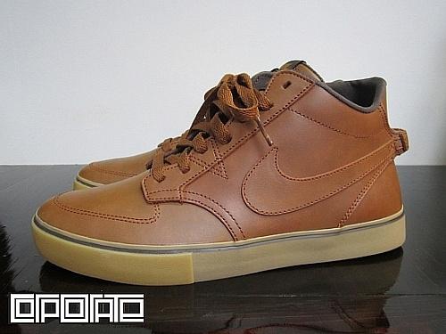 Nike Braata LR Mid 'Pecan'