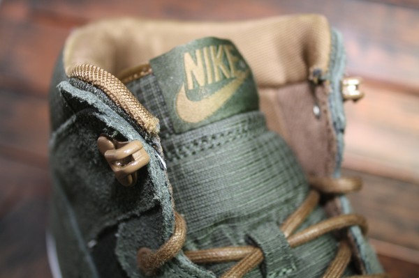 Nike Dunk High AC 'Mossy Green'