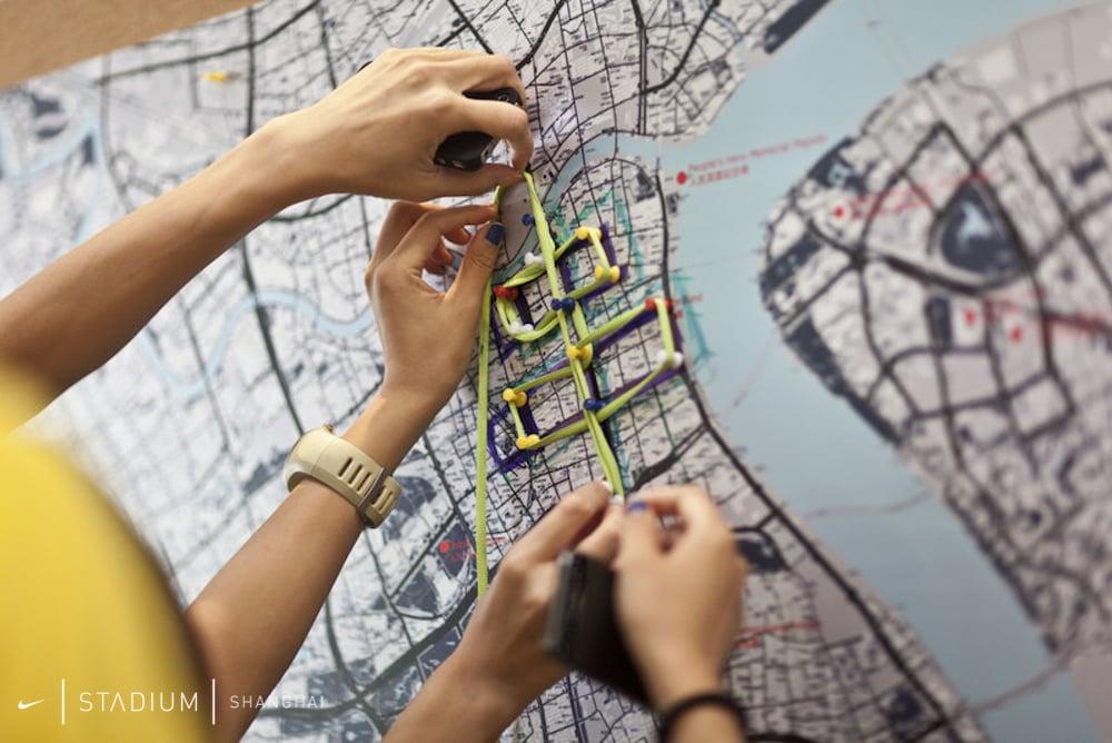 Nike Flyknit Collective Shanghai – Formfitting Workshop, An Urban Weave
