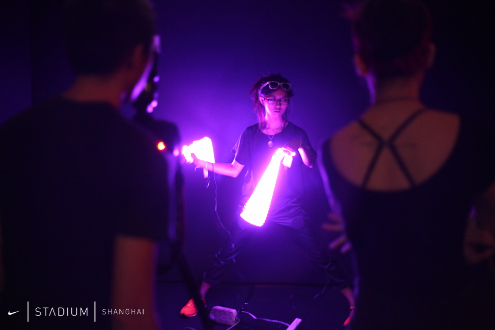 Nike Flyknit Collective Shanghai - Lightness Workshop