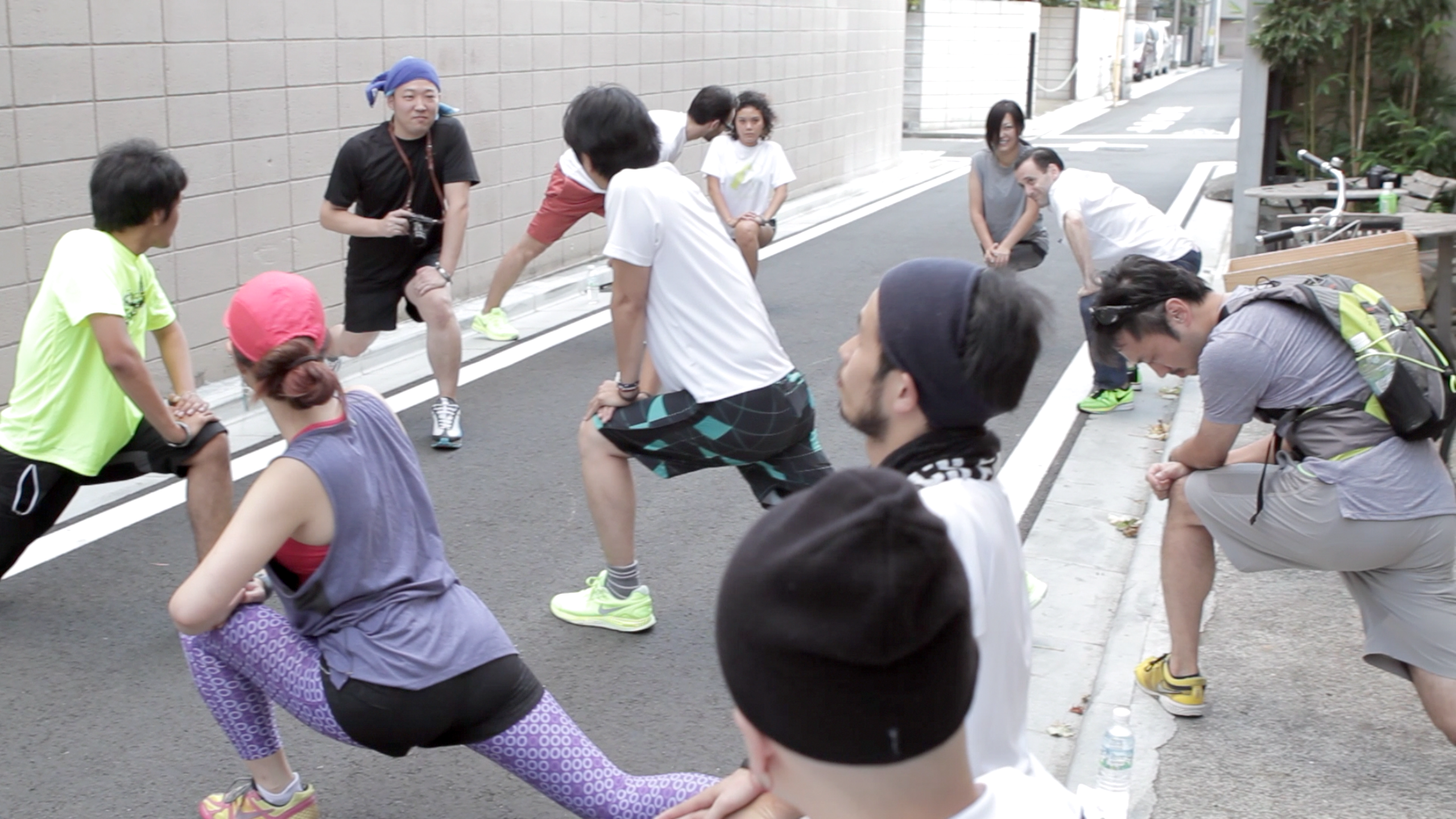 Nike Flyknit Collective Tokyo - Workshop 1