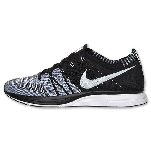 Nike Flyknit Trainer+ 'Black/White' at Finish Line