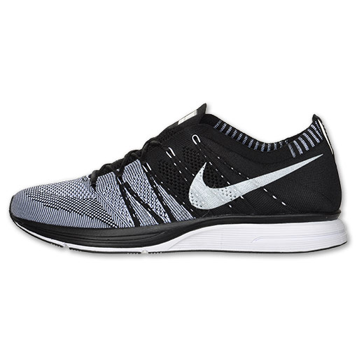 29d094252624 Nike Flyknit Trainer+  Black White  at Finish Line