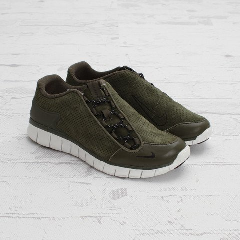 Nike Footscape Free PRM NSW NRG 'Cargo Khaki' at Concepts