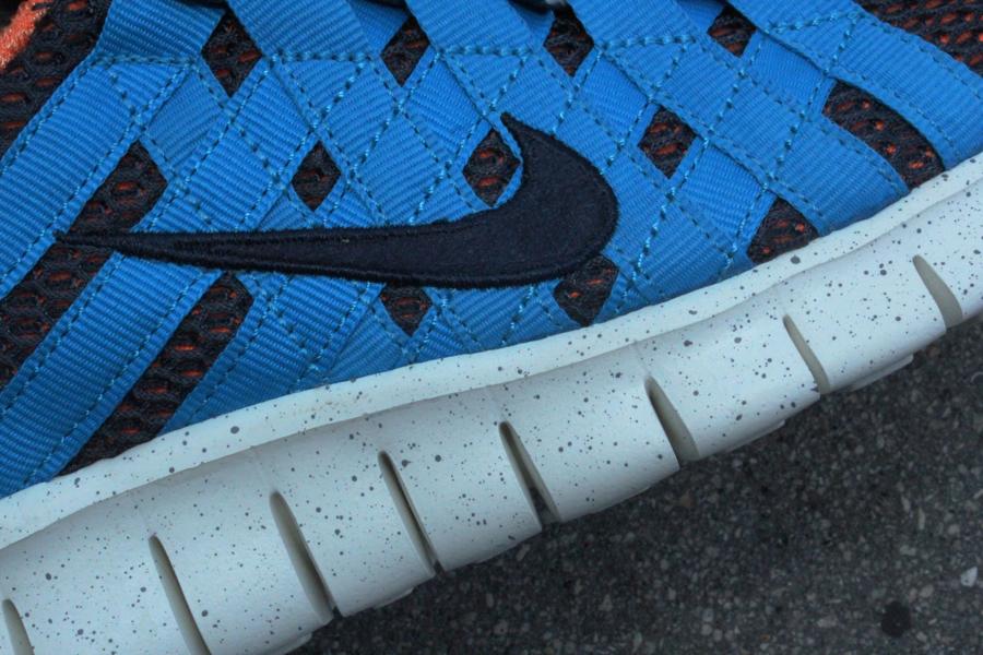 Nike Free Powerlines+ 'Thunder Blue/Dark Obsidian'
