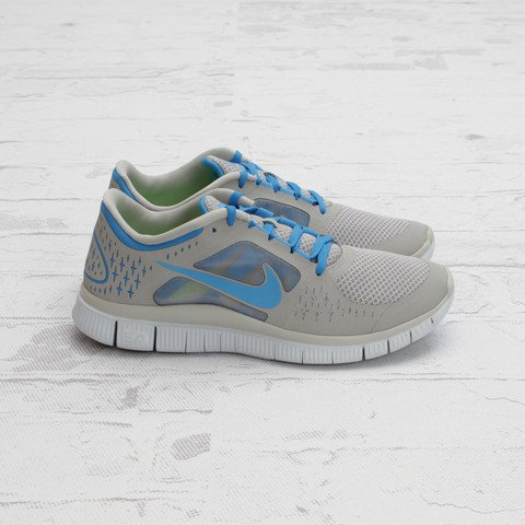 Nike Free Run+ 3 'Granite/Blue Glow' at Concepts