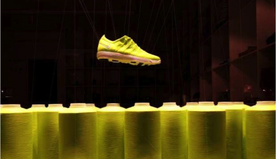 Nike HTM Flyknit Collection, Third Release - Ben Shaffer Visits Berlin