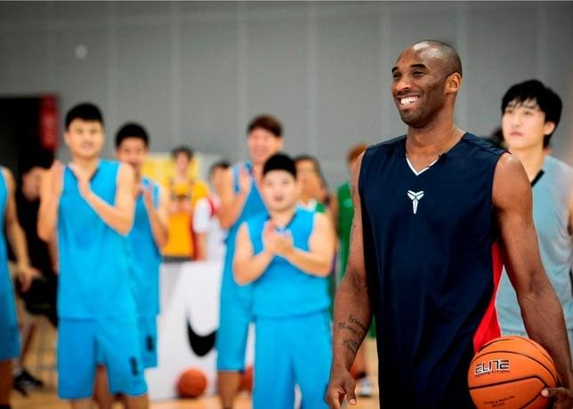 Nike Hosts Kobe Byant's Seventh China Tour