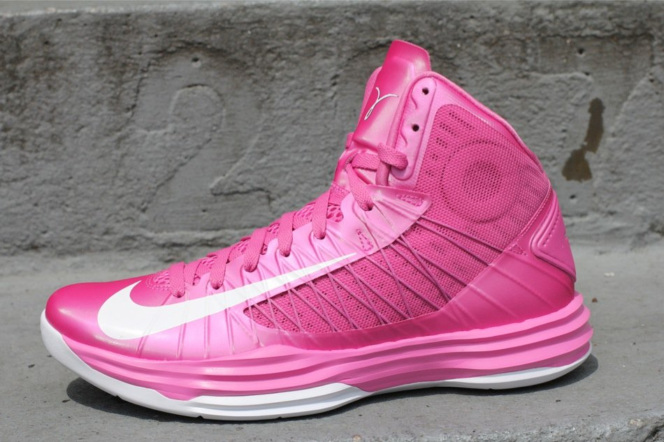 best loved 4afbe 495a0 ... authentic nike hyperdunk think pink now available 6685c c321d