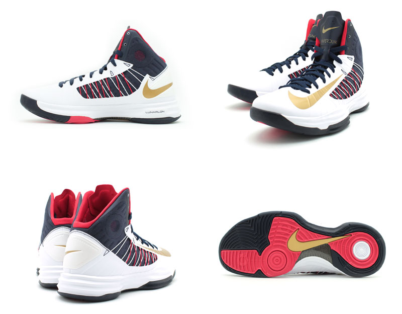 Nike Hyperdunk Gold Medal Another Look Sneakerfiles