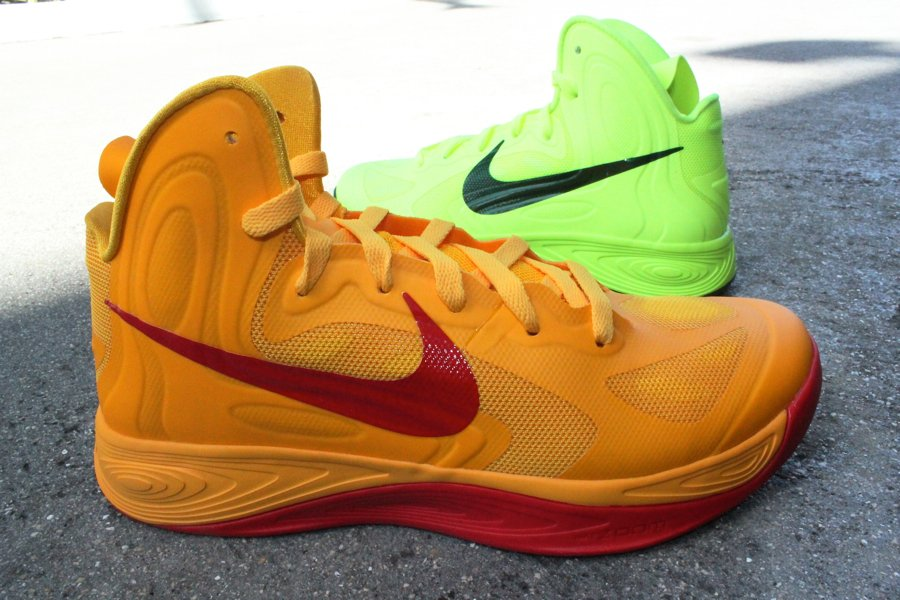 Nike Hyperfuse 'China' and 'Brazil'