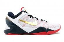 Nike Kobe 7 'Gold Medal' – Another Look