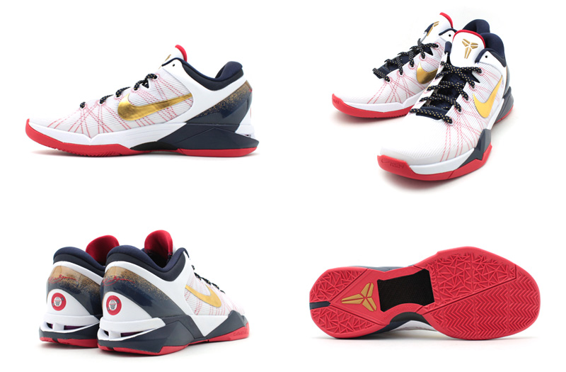 Nike Kobe 7 'Gold Medal' - Another Look