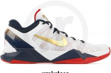 Nike Kobe 7 'Gold Medal' – Detailed Look