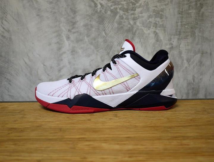 Nike Kobe 7 'Gold Medal' - New Images