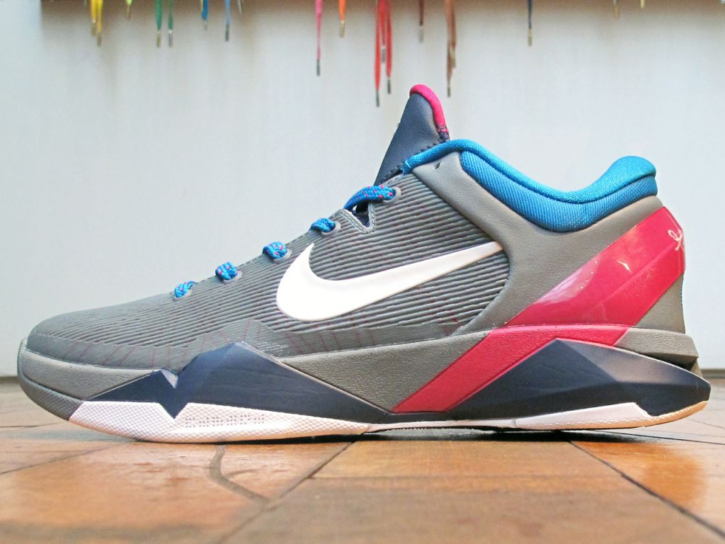 Nike Kobe 7 'London' at 21 Mercer