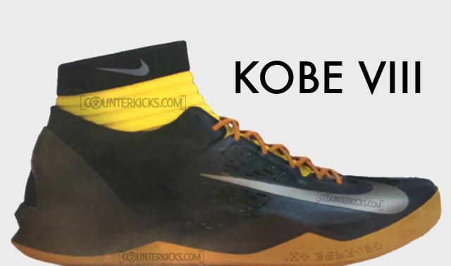 Nike Kobe VIII (8) - First Look