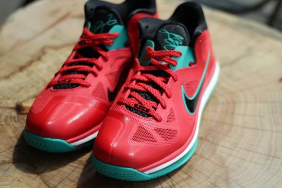 Nike LeBron 9 Low 'Liverpool' Coming Soon