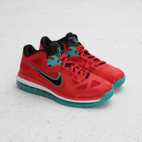c4672bbf1a2d Nike LeBron 9 Low  Liverpool  at Concepts