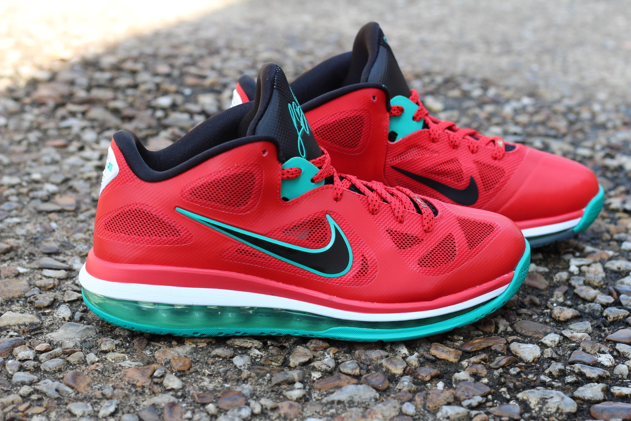 best authentic 3d26a 4aaba Nike LeBron 9 Low Liverpool at Rock City Kicks