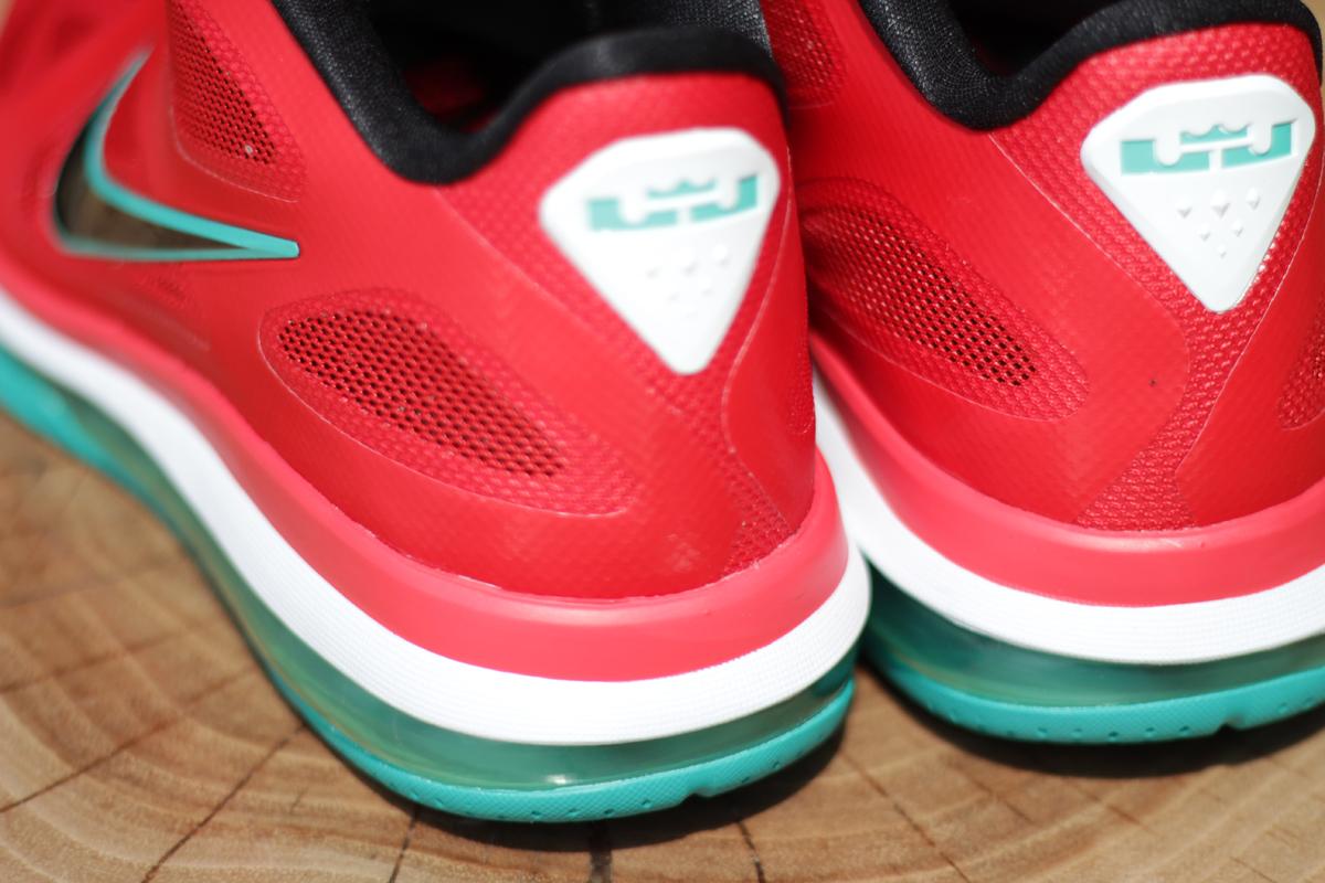 Nike LeBron 9 Low 'Liverpool' at Social Status