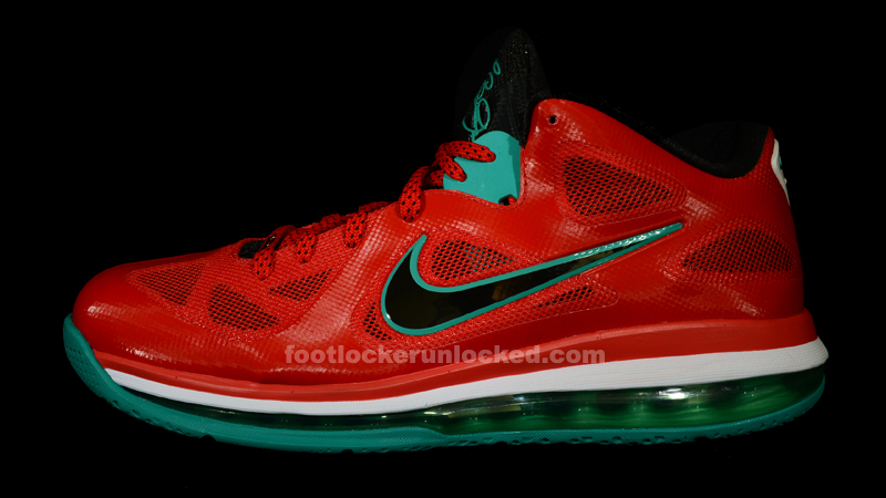 Nike LeBron 9 Low 'Liverpool' - Now Available