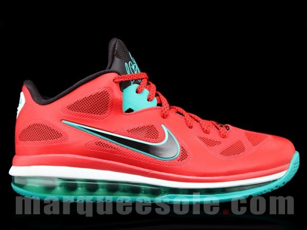 Nike LeBron 9 Low 'Liverpool' - Release Date + Info