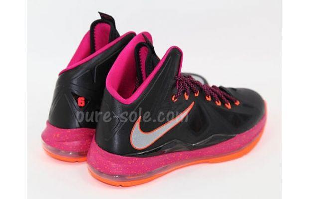 Nike LeBron X 'Floridians'