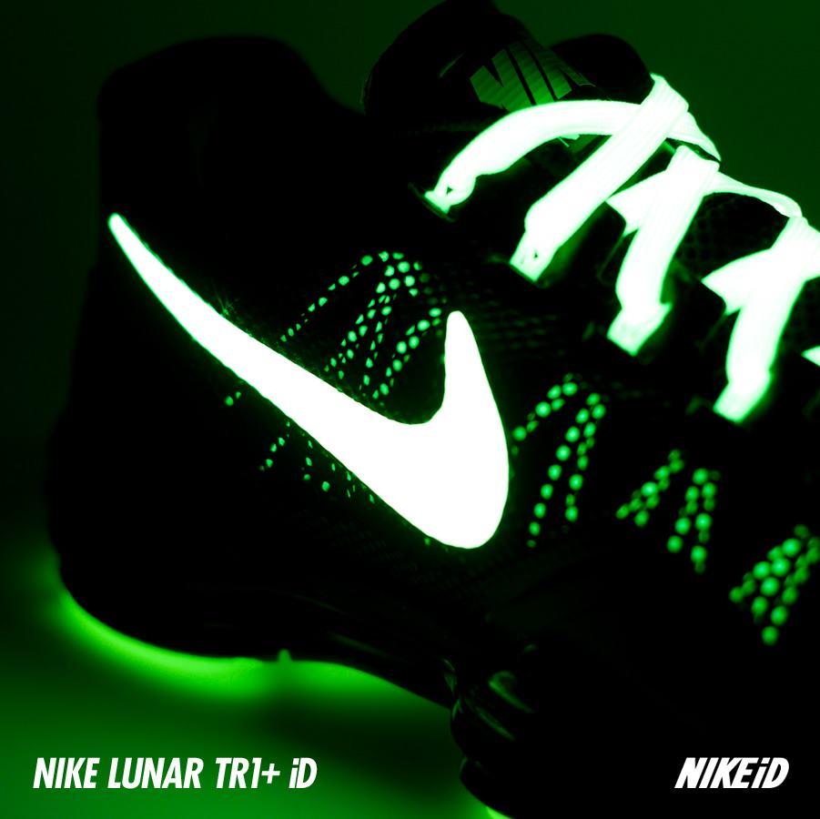 Nike LunarTR1 iD Glow-In-The-Dark