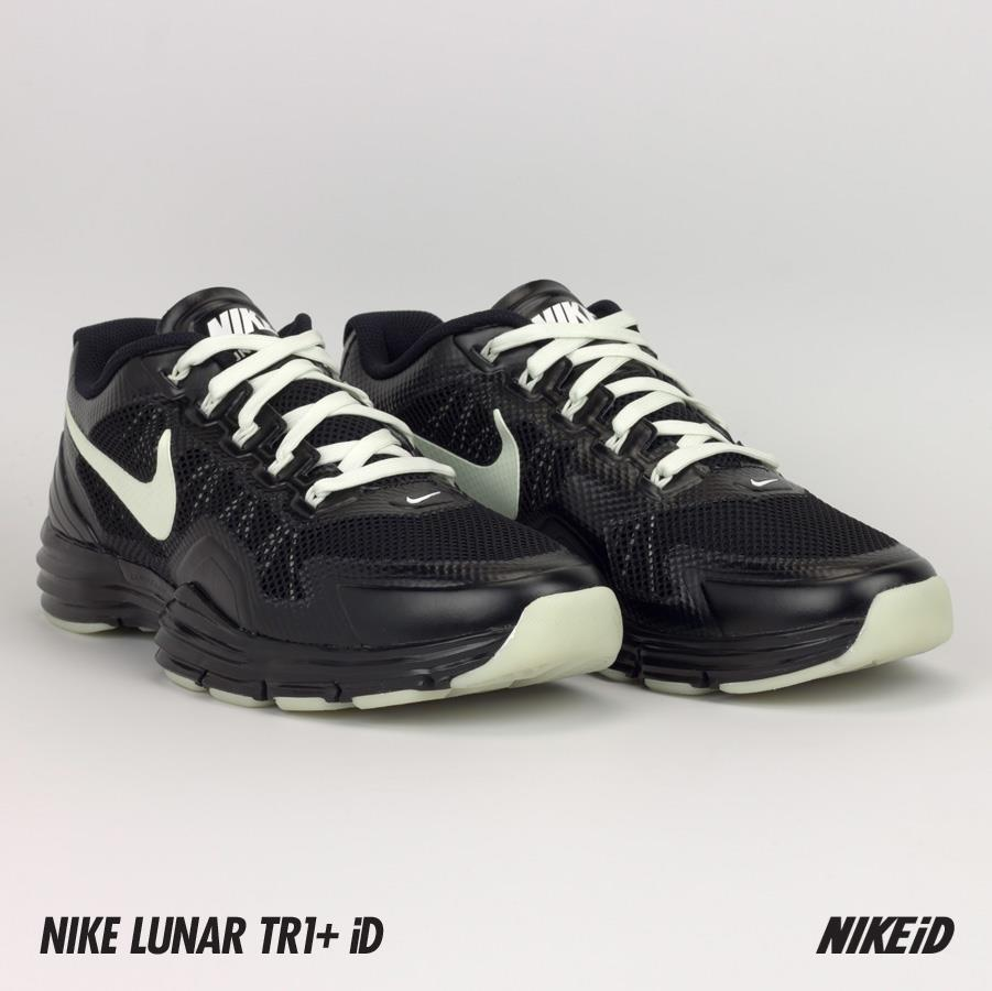 Nike LunarTR1 iD Glow-In-The-Dark Options