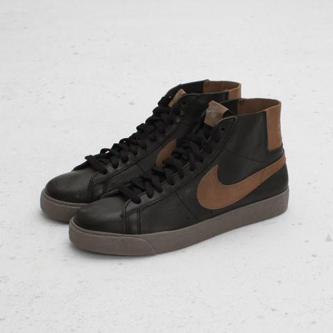 Nike SB Blazer Premium SE 'Black/Cocoa-Clay'