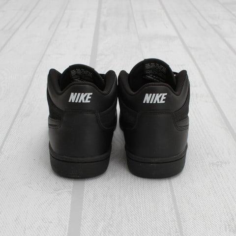 Nike SB Challenge Court Mid 'Black/White'