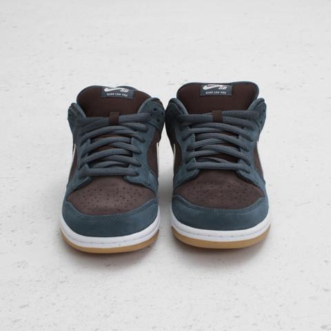Nike SB Dunk Low 'Slate Blue/White-Tar'