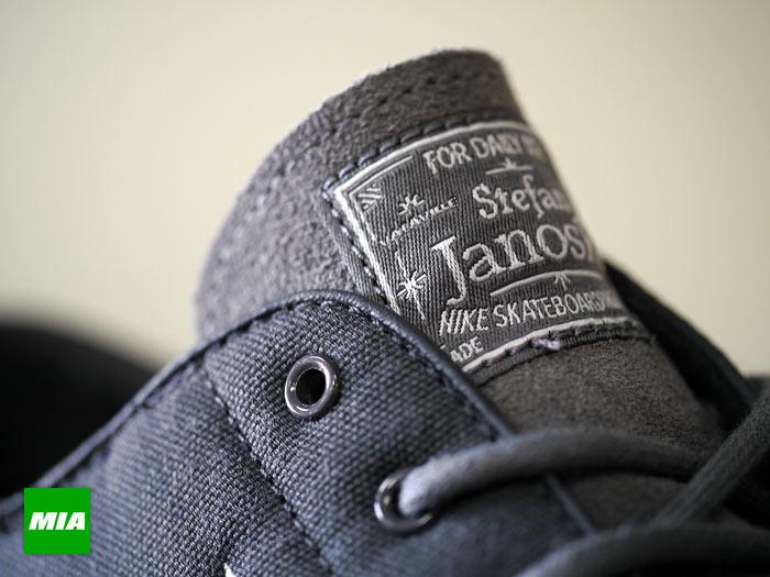 Nike SB Stefan Janoski 'Anthracite' at MIA