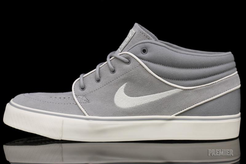 Nike SB Stefan Janoski Mid 'Medium Grey'