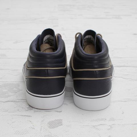 Nike SB Stefan Janoski Mid Premium 'Marine/Khaki-Gum' at Concepts