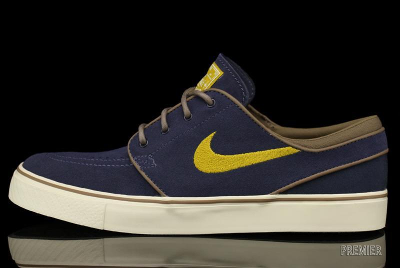 Nike SB Stefan Janoski 'Thunder Blue'