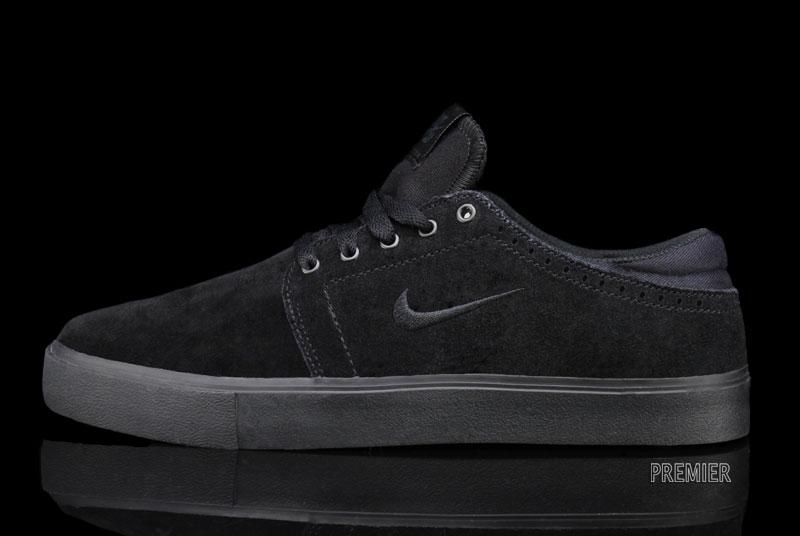 Nike SB Team Edition 2 'Blackout'