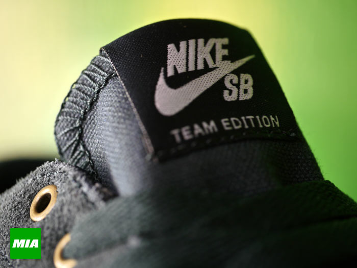 Nike SB Team Edition 2 'Seaweed/Black-Gum Med Brown' at MIA