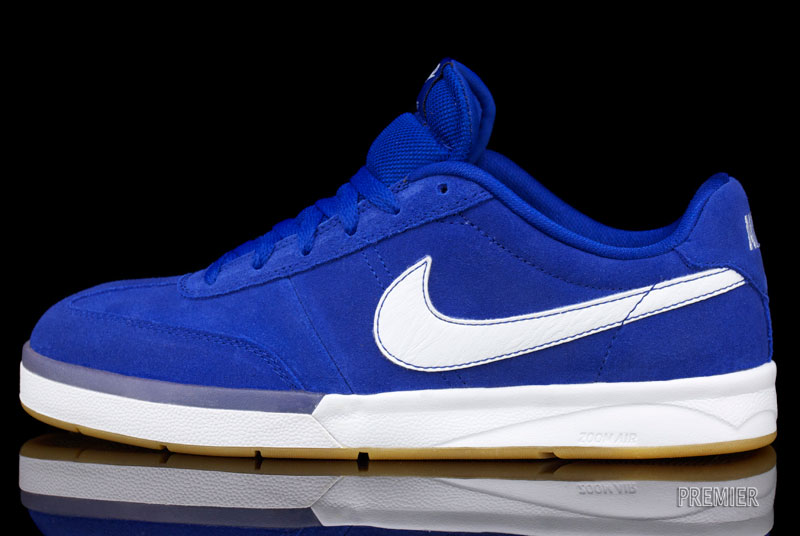 Nike SB Zoom FC x FP 'Drenched Blue' at Premier