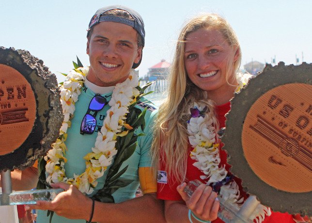 Nike US Open of Surfing Wraps Up in Huntington Beach