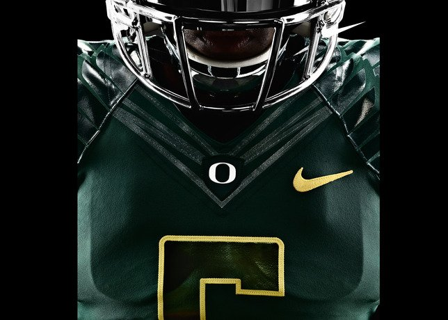 Nike Unveils New Integrated Uniform System for Oregon Ducks